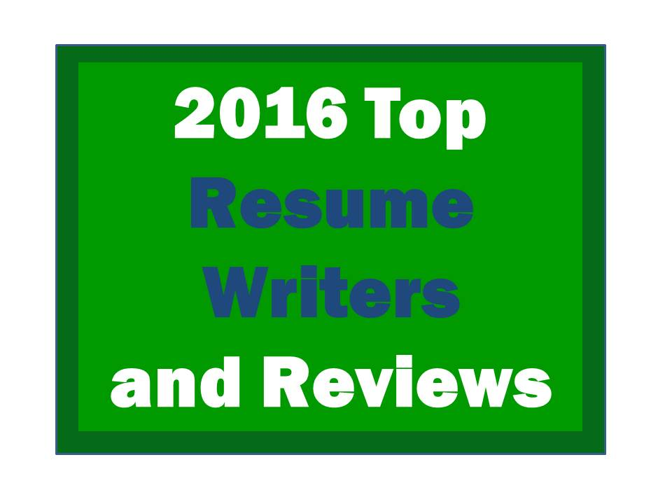 2016 best resume writers