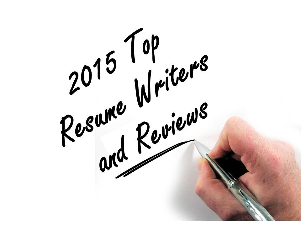 Best Resume Writers 2015 Professional Resume Writer Reviews