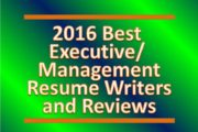 best-executive-resume-writer