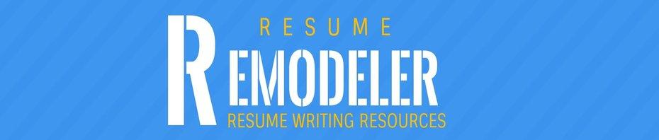 Resume Remodeler